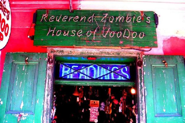 Reverend Zombie's House of Voodoo