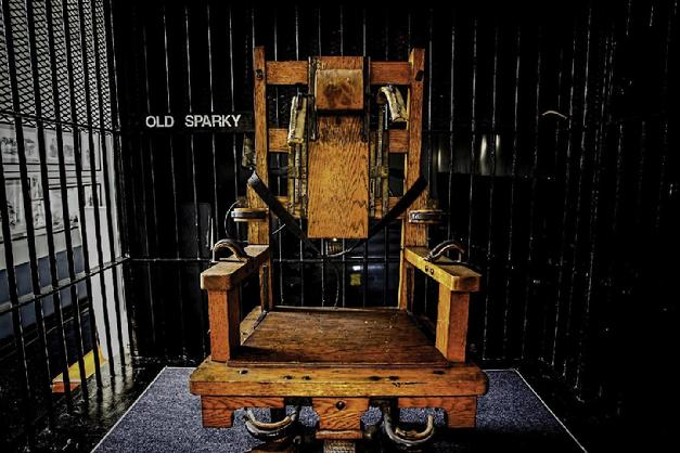 electric chair old sparky